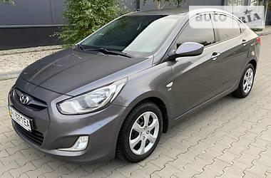 Hyundai Accent 2012 в Белой Церкви