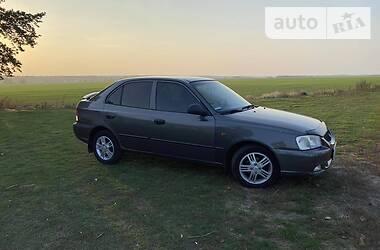 Hyundai Accent 2002 в Светловодске