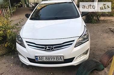 Hyundai Accent 2016 в Никополе