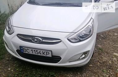 Hyundai Accent 2016 в Бориславе