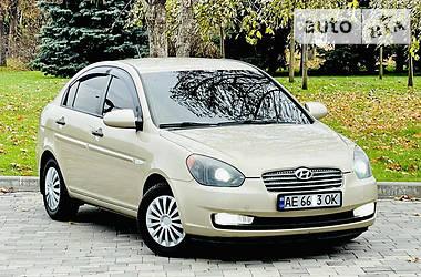 Hyundai Accent 2007 в Днепре