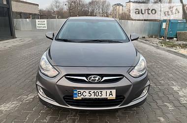 Hyundai Accent 2012 в Львове