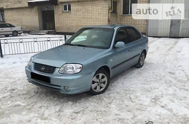 Hyundai Accent 2005 в Киеве