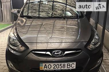 Hyundai Accent 2012 в Мукачево