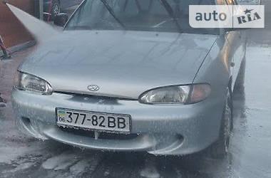 Hyundai Accent 1995 в Житомире