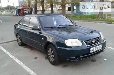 Седан Hyundai Accent 2004 в Вышгороде