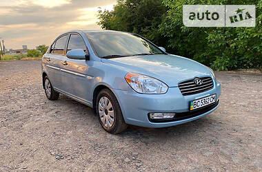 Седан Hyundai Accent 2008 в Дубно