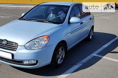 Седан Hyundai Accent 2008 в Мариуполе