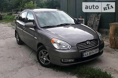 Седан Hyundai Accent 2008 в Киеве