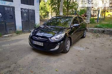 Хэтчбек Hyundai Accent 2011 в Одессе