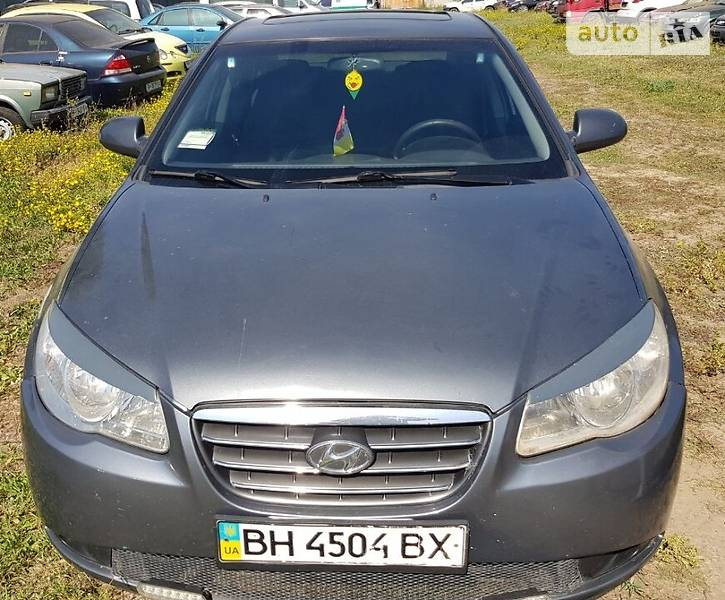 Hyundai Avante 2008 в Одессе