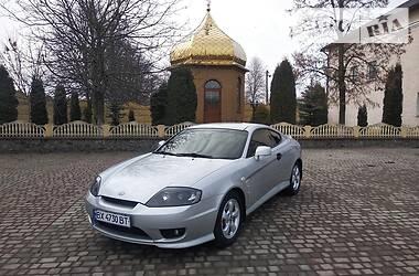 Hyundai Coupe 2005 в Тернополе