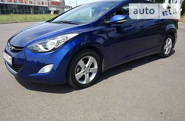 Hyundai Elantra 2012 в Кривом Роге