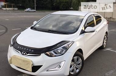 Hyundai Elantra 2015 в Тернополе
