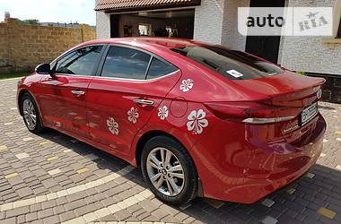 Hyundai Elantra 2017 в Одесі