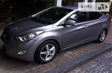 Hyundai Elantra 2011 в Львове
