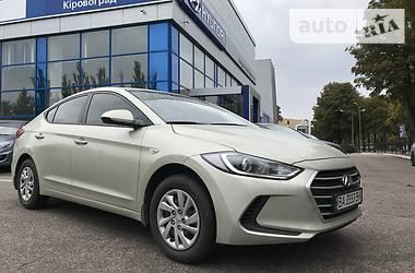 Hyundai Elantra 2017 в Кропивницком