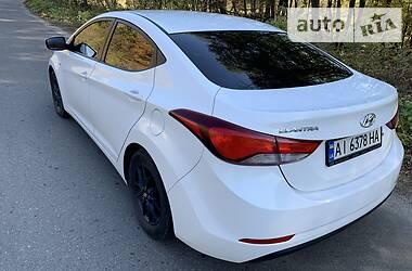 Hyundai Elantra 2015 в Ставищі