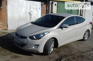 Hyundai Elantra 2012 в Полтаве