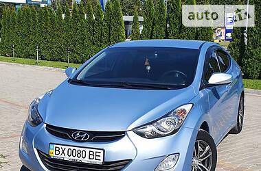 Hyundai Elantra 2011 в Хмельницком