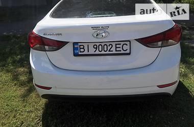 Hyundai Elantra 2014 в Хороле