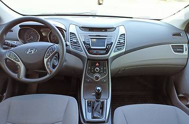 Hyundai Elantra 2013 в Одессе