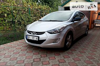 Hyundai Elantra 2011 в Черкассах