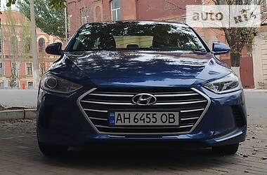 Hyundai Elantra 2016 в Мариуполе