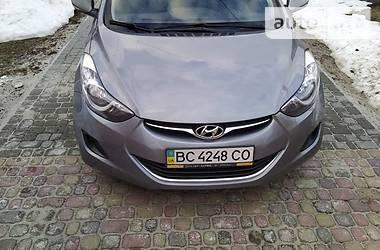 Седан Hyundai Elantra 2011 в Львове
