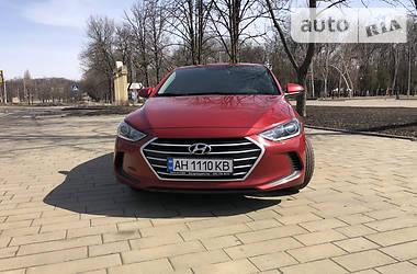Hyundai Elantra 2016 в Краматорске