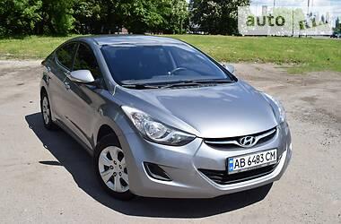 Седан Hyundai Elantra 2011 в Киеве