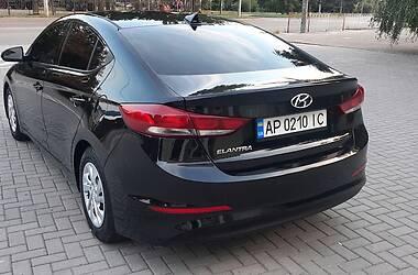 Седан Hyundai Elantra 2017 в Запорожье