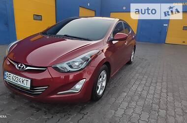 Седан Hyundai Elantra 2014 в Кривом Роге