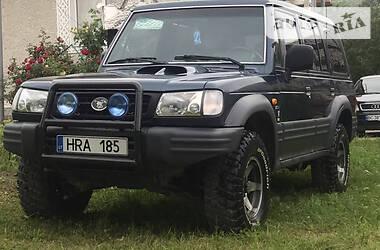 Hyundai Galloper 2000 в Надворной