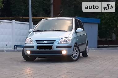Hyundai Getz 2006 в Одесі
