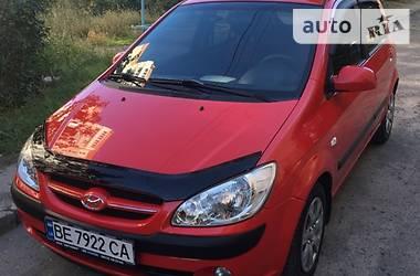 Hyundai Getz 2007 в Николаеве