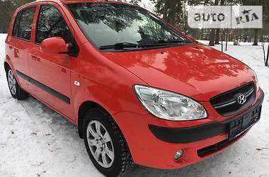 Hyundai Getz 2010 в Киеве