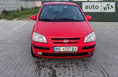 Hyundai Getz 2004 в Львове