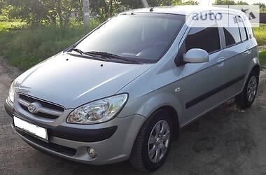 Hyundai Getz 2008 в Знаменке