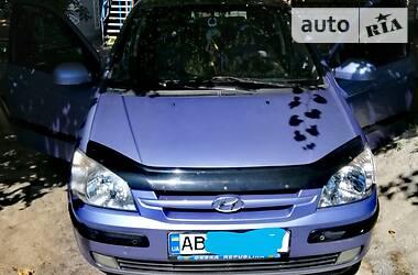 Hyundai Getz 2005 в Жмеринке