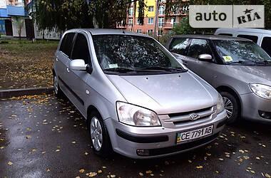 Hyundai Getz 2005 в Черновцах