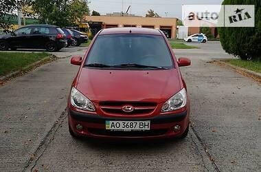 Hyundai Getz 2007 в Ужгороде