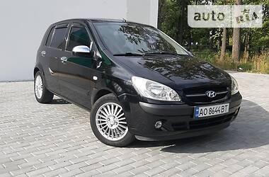 Hyundai Getz 2008 в Николаеве