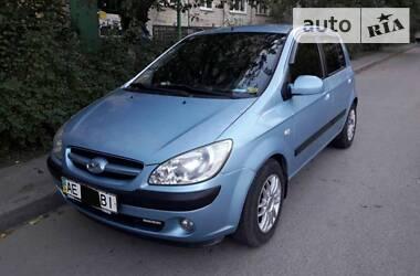 Hyundai Getz 2007 в Днепре