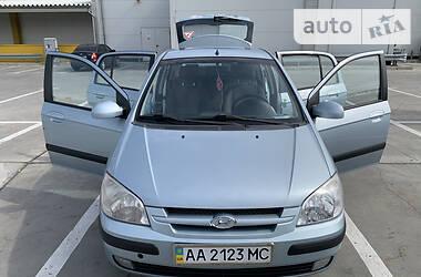 Hyundai Getz 2005 в Киеве