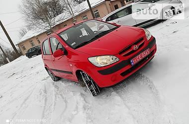Hyundai Getz 2008 в Нововолынске