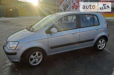 Hyundai Getz 2004 в Житомире
