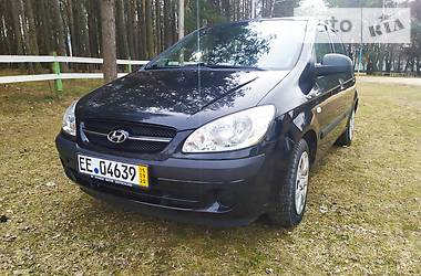 Hyundai Getz 2009 в Любомле