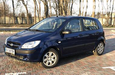 Hyundai Getz 2007 в Кропивницком