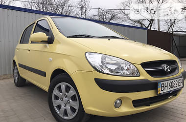 Hyundai Getz 2008 в Одессе